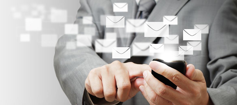 Envío masivo de mensajes de texto – SMS