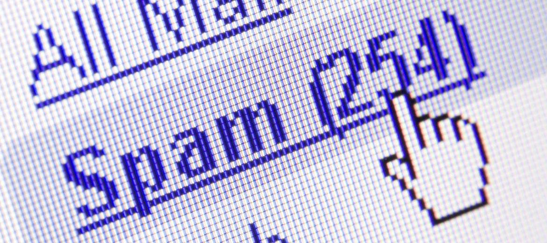 ¿Por qué los correos llegan como spam?