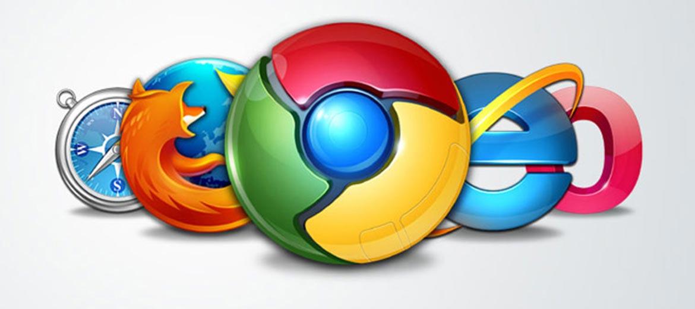 Los navegadores mas utilizados en el mundo