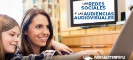 Las redes sociales y las audiencias audiovisuales