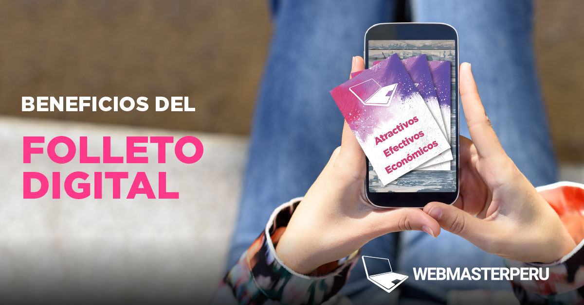 Beneficios del Folleto Digital