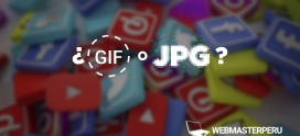 ¿GIF ó JPG?