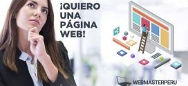 Quiero una página web