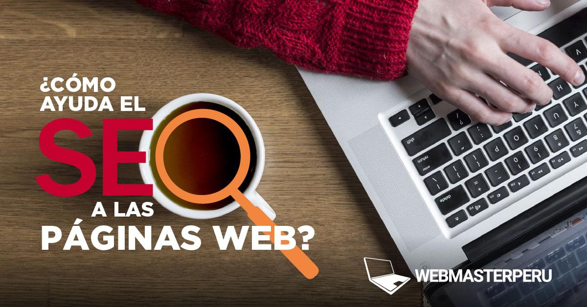¿Cómo ayuda el SEO a las páginas web?