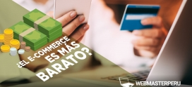 ¿El E-commerce es mas barato?