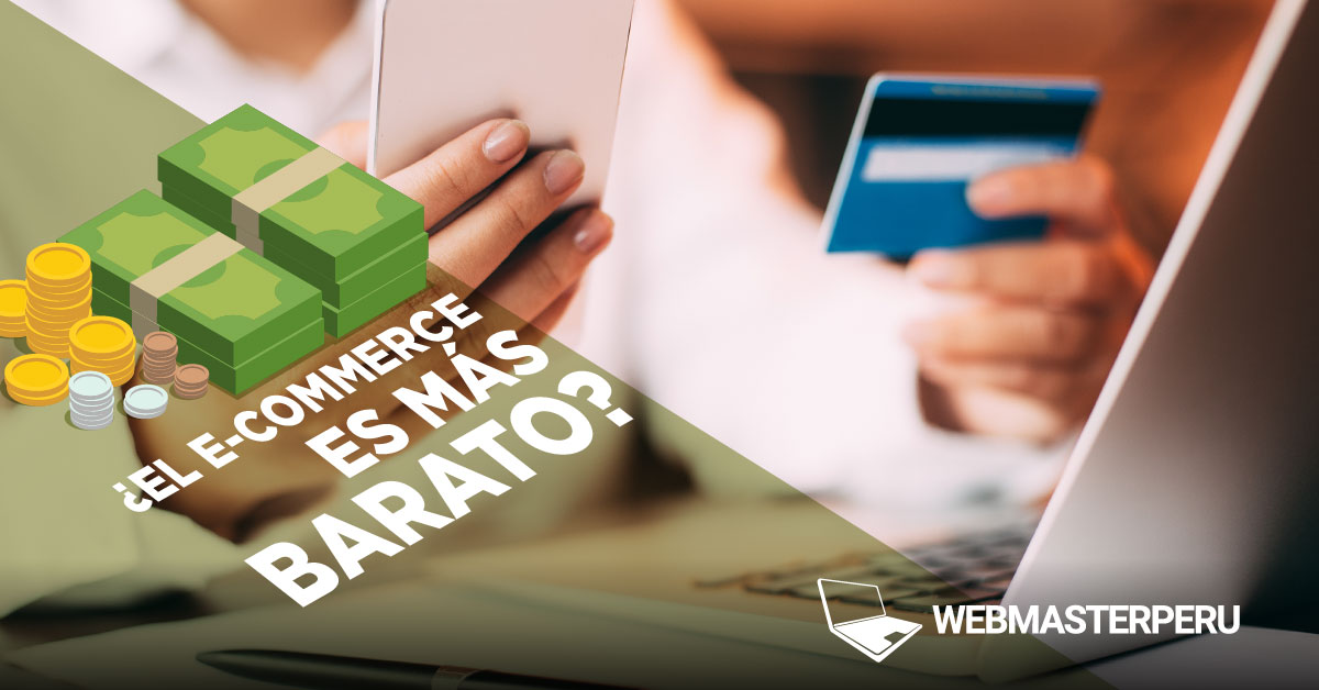 ¿El E-commerce es más barato?